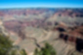 Mather Point on the Grand Canyon south rim as a fine art print for the walls of your home or office.