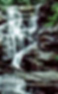 Picture of tallest waterfall in the Great Smoky Mountains, Ramsey Cascades, as a fine art nature print for the wall of your home or office.