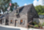 Oldest wooden schoolhouse as a fine art print for the walls of your home or office.