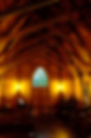 Picture of interior of Mary's Chapel at Spanish Point, Florida as a fine art print for the wall of your home or office.