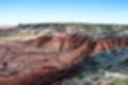 The Painted Desert as a fine art print for th walls of your home or office.