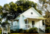 Picture of the Enterprise Methodist Church at the Pioneer Florida Museum and Village in Dade City as a fine art print for the wall of your home or office.