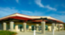 Picture of the entryway of the Lakewood Ranch Post Office as designed by mag4 as a fine art print for the wall of your home or office.