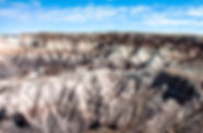 The Painted Desert as a fine art print for the walls of your home or office.