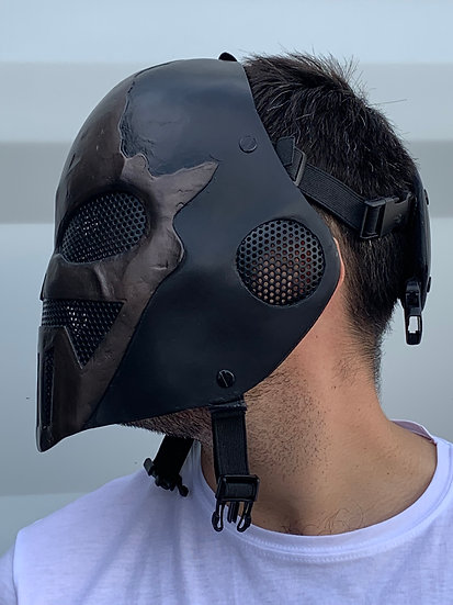 Masque Résine ROBOT STYLE Cactus Hobby