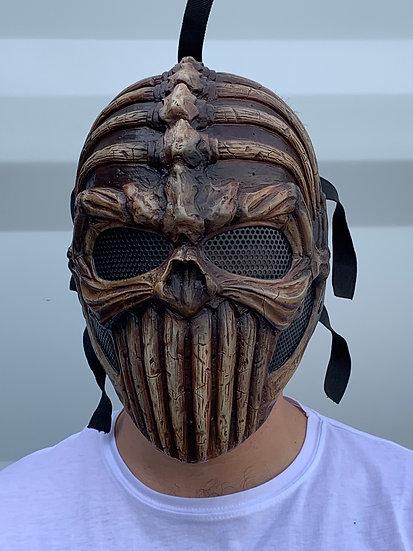 Masque Résine SKULL STYLE Cactus Hobby