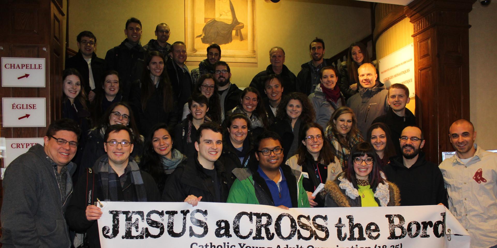 Pilgrimage: St. Joseph Oratory - Montreal, QB, Canada