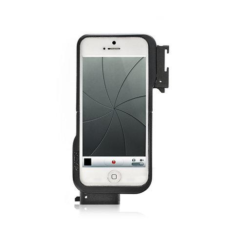 Estuche Manfrotto KLYP para iPhone5 con conectores