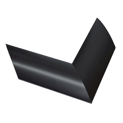 Marco de PVC Negro Marfil Mate
