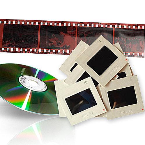 Digitalización de Película