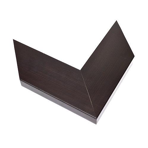 Marco de PVC Chocolate