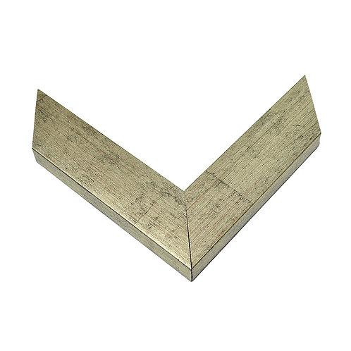 Marco de PVC Metal Rayado