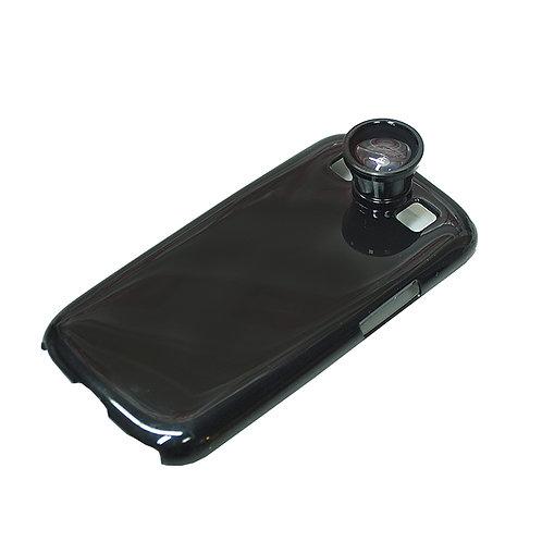 Lente Ojo de Pescado para Celular Galaxy S4 y S3