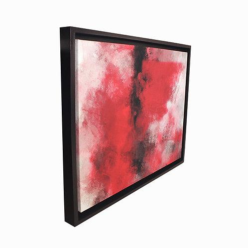 Impresión en canvas con caja veneciana