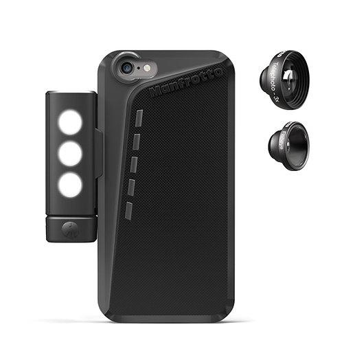 Kit de Accesorios y Estuche KLYP iphone6 Manfrotto