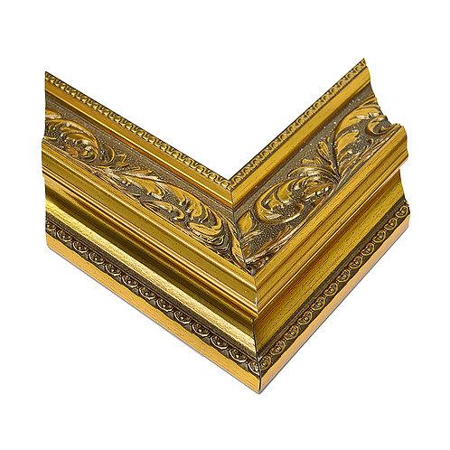Marco de PVC Gold Royal Crown