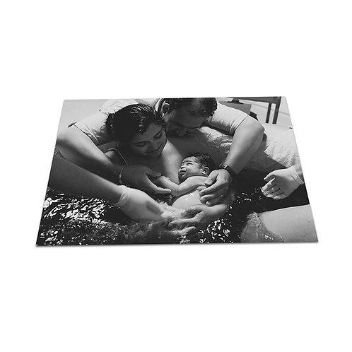 1 impresión en Tela artística Canvas / 28cm x 40cm