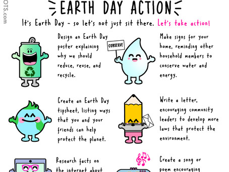 Earth Day Action