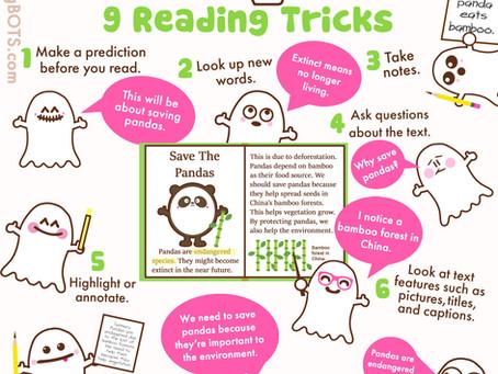 9 Reading Tricks