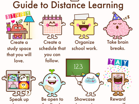 BuzzingBOTS Guide to Distance Learning