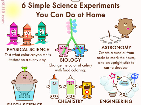 6 Simple Science Experiments You Can Do at Home