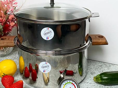 Biome : le nouvel ustensile pour une cuisson saine de chez Cristel