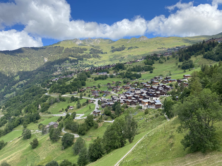 Un week-end à Verbier