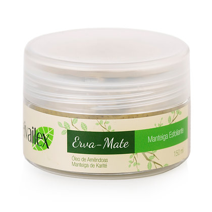 Manteiga Esfoliante Erva-Mate Seivailex 150ml