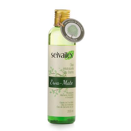 Óleo Hidratante de Banho Erva-Mate Seivailex 200ml