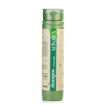 Shampoo Raízes Oleosas e Pontas Secas Erva-Mate Seivailex 300ml