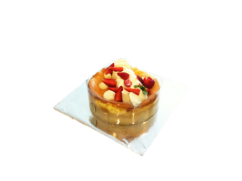 スフレチーズケーキ(●サイズ)