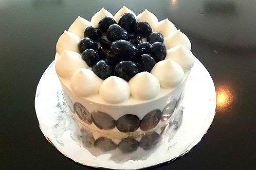 ブドウのホールケーキ(●サイズ)