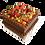 Thumbnail: イチゴのホールケーキ・チョコレートクリーム(■サイズ)