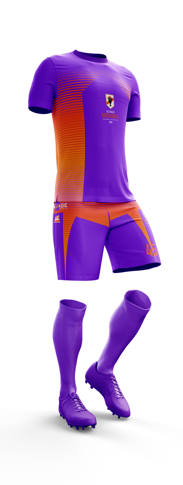 2018 UDC Purple Front