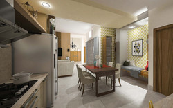 Kitchen and Dining