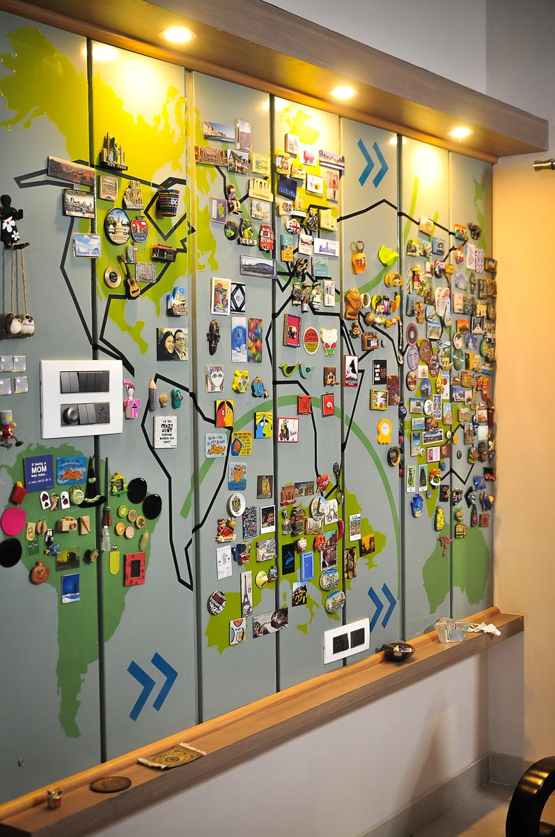 The Magnet Wall