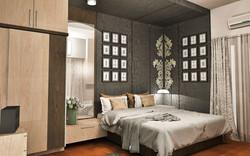 Master Bedroom on Level 2