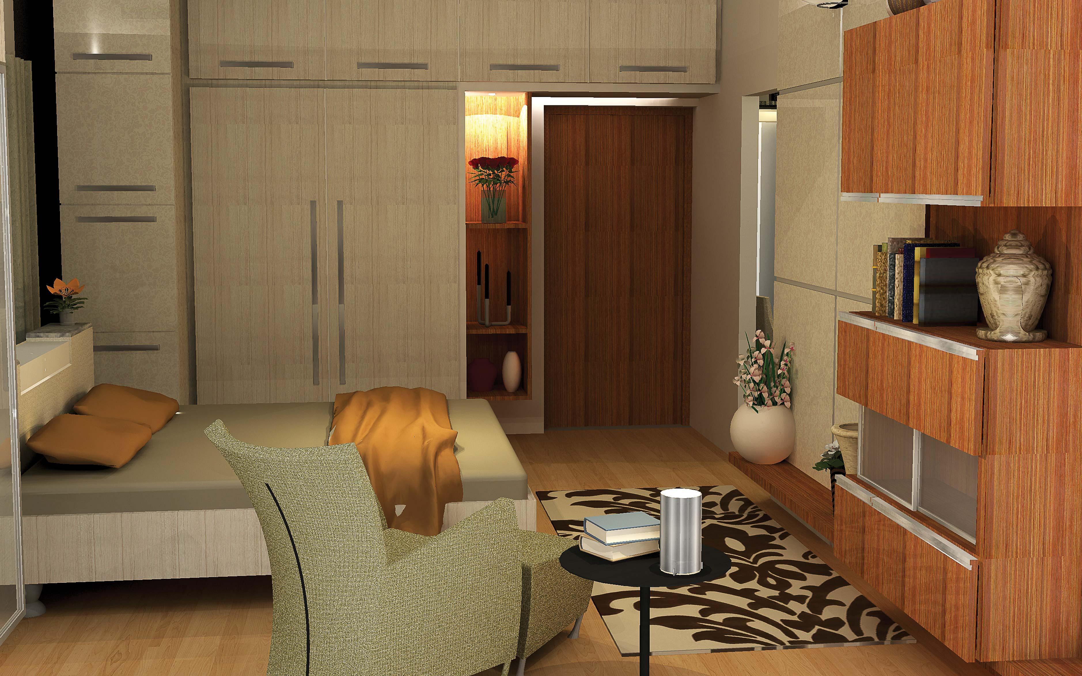 Master Bedroom - Ground Floor