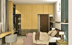 Master Bedroom on Level 1