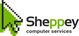 sheppey computers logo