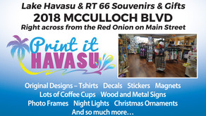 Sign Up for your FREE Gold Key Card at Print it Havasu