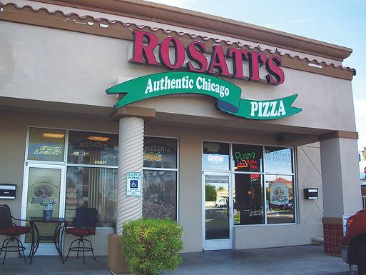 Rosati's Chicago-based Italian