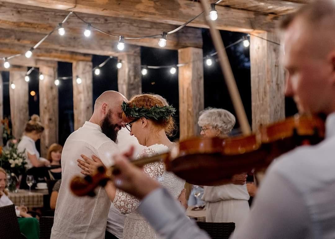 Hochzeit in Polen