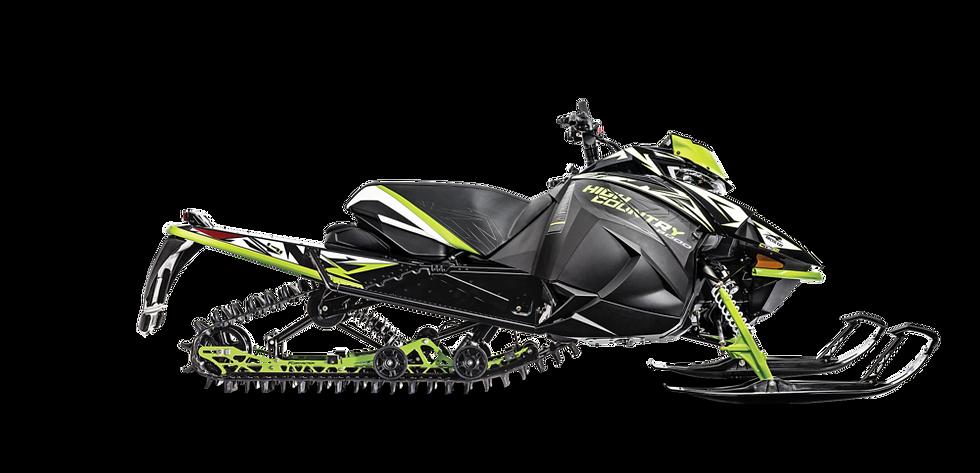 XF 8000 HIGH COUNTRY LTD ES