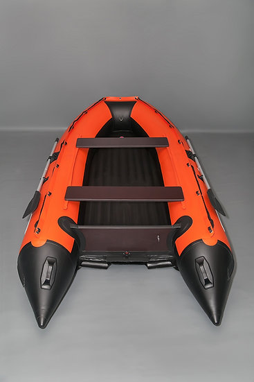 """Лодка надувная транц. """"Солар-380 Jet Tunnel"""""""