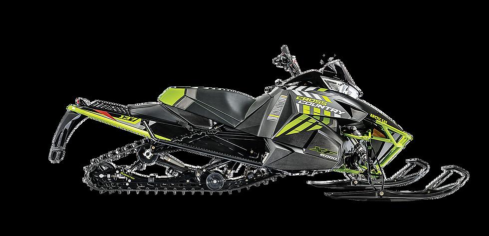 XF 6000 CROSS COUNTRY LTD ES