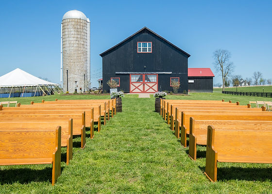Evan's Orchard Event Barn