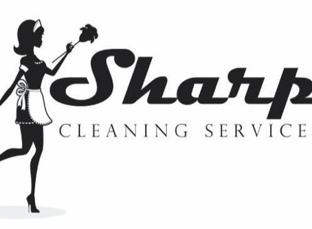 Hey!  We're Sharp Cleaning Services.