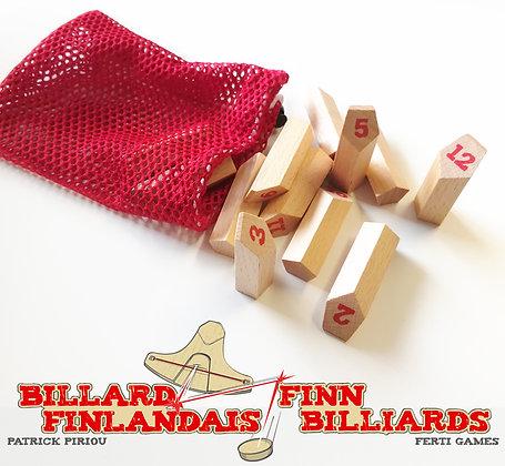 FINN - Quilles/Pins x12