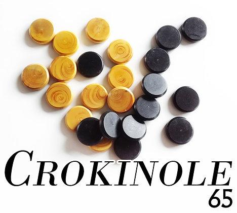 Crokinole 65 - Palets/Discs x24